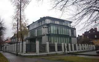 Посольство Литвы в Калининграде