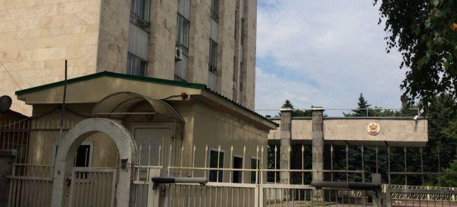 Посольство ОАЭ в Москве