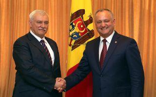 Консульство Молдовы в Санкт-Петербурге