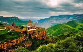 Безвизовые страны для граждан Армении