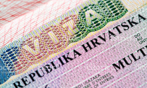 Виза в Хорватию для россиян
