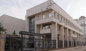 Консульство Узбекистана в Москве