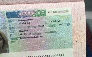 Шенгенская виза в Швецию для россиян: самостоятельное оформление в 2021 году