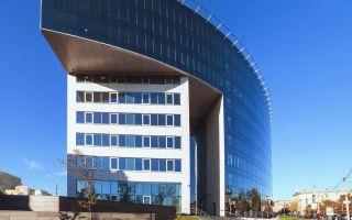 Визовый центр Швейцарии в Москве