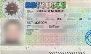 Шенгенская виза в Эстонию для россиян: самостоятельное оформление в 2019 году