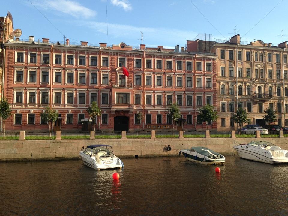 Консульство Китая в Екатеринбурге