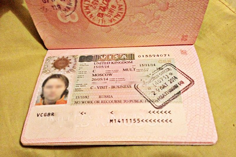 Национальная виза Великобритании