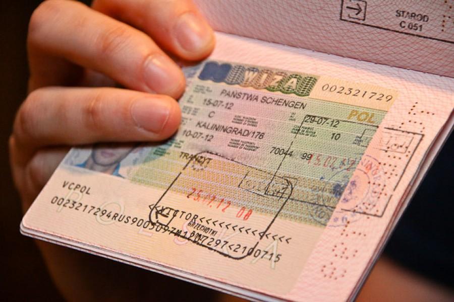 Стоимость визы в Польшу для россиян