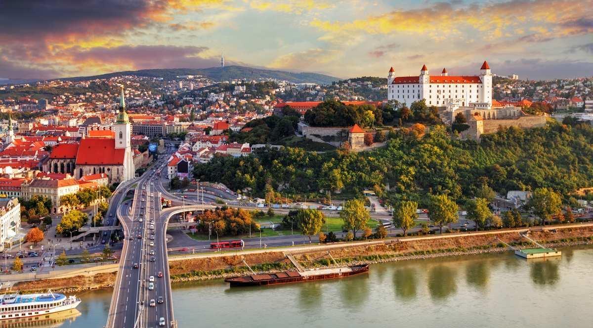 Консульство Словакии в Москве