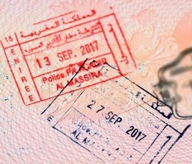 Виза в Марокко для россиян: безвизовый штамп в паспорте