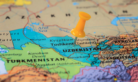 Узбекистан без визы