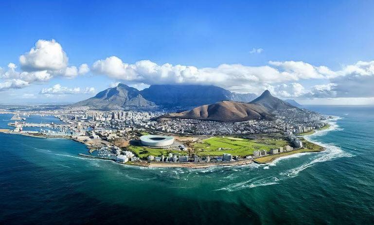 ЮАР без визы