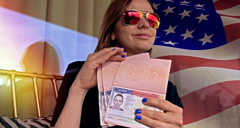 Типы американских виз