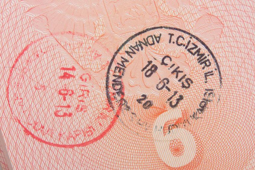 Срок в турции без визы