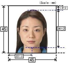 Виза в Японию, требования к фото
