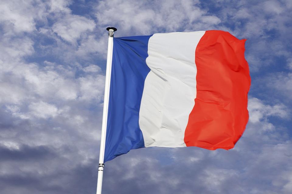 флаг Франция