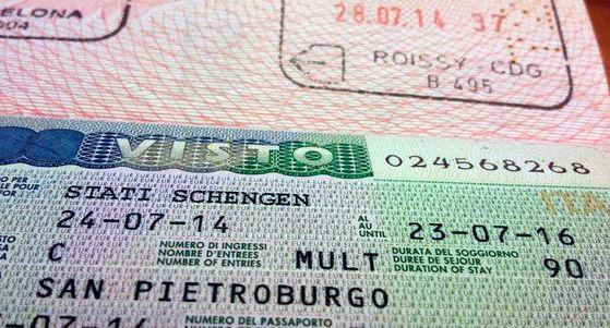 Виза в Италию в Санкт-Петербурге – как получить самостоятельно